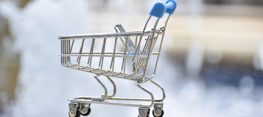 Cart Shopping Miniature Supermarket  - Estebandrf / Pixabay