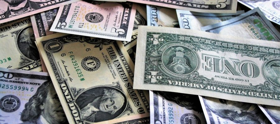 Money Dollars Currency Save Cash
